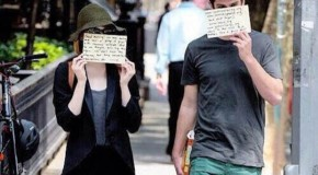 Emma Stone And Her Boyfriend Andrew Garfield Face The Paparazzi Like A Boss – 3 Pics