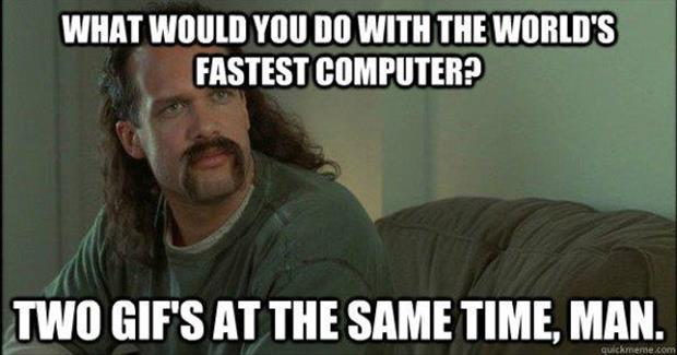 what would you do with the world's fastest computer