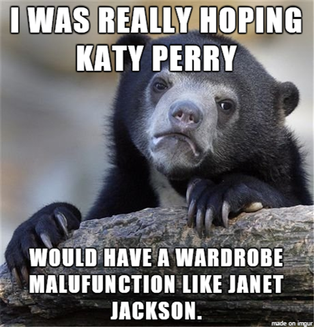 I was hoping katy perry