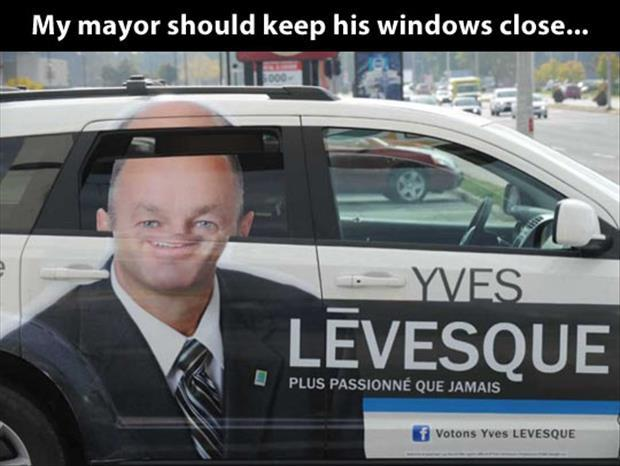 funny mayor