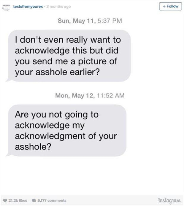 funny texts from your exes (2)