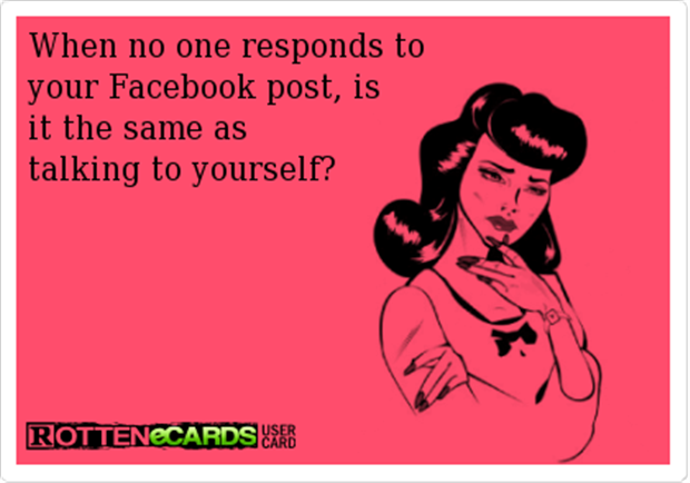 no one on facebook