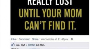 Parents Have No Problem Setting The Record Straight On Facebook – 21 Pics