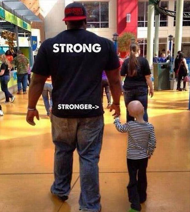 strong and stronger