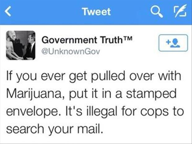 the cops can't search your mail