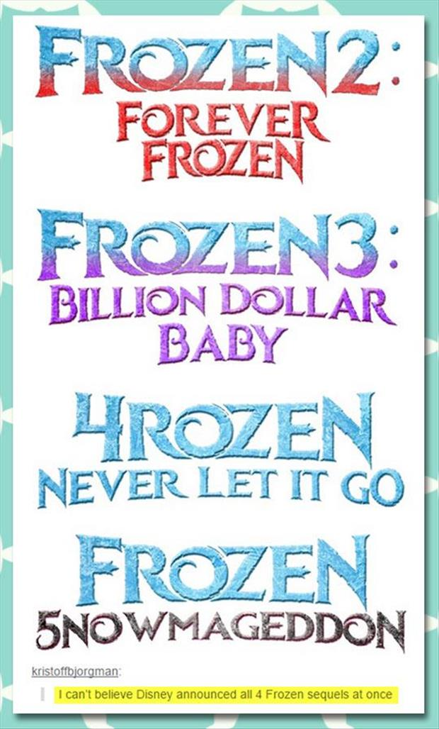 the frozen movies