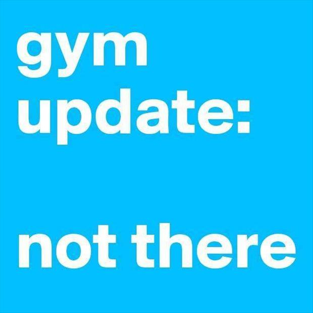 the funny gym