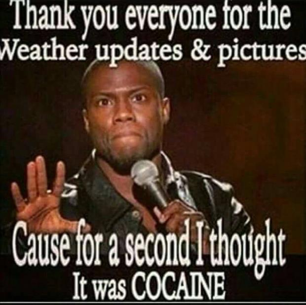weather updates on facebook
