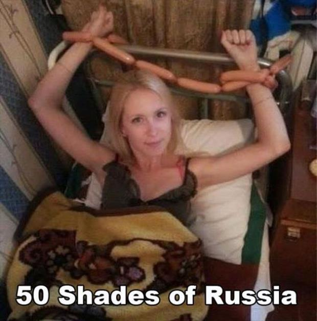 50 shades of sexy