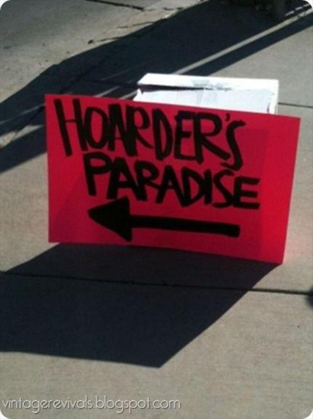 the most honest garage sale signs you u0026 39 ll see all year