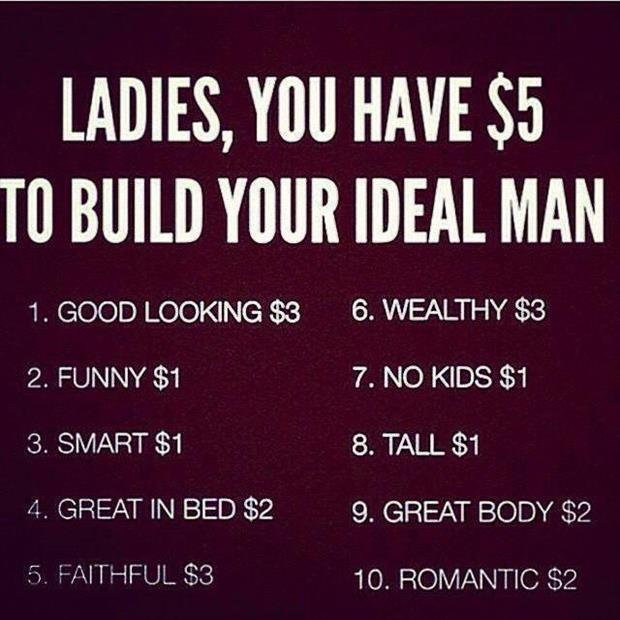 how to build a man