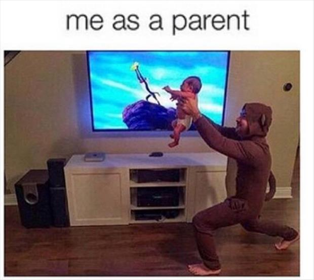 me as a parent