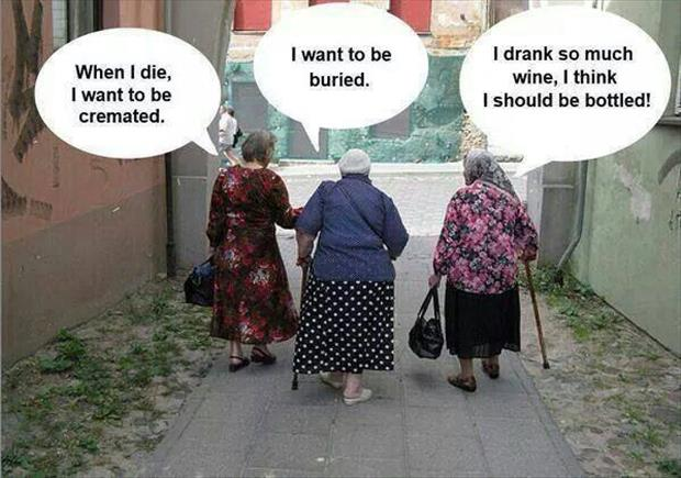 old ladies funny