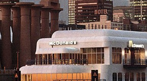 An Abandoned McDonalds That Has Been Floating For 30 Years! – 14 Pics