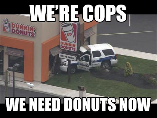 we need donuts now