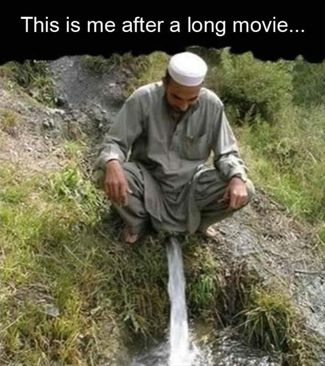 a this is me after a movie