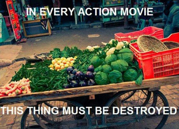 in every action movie ever