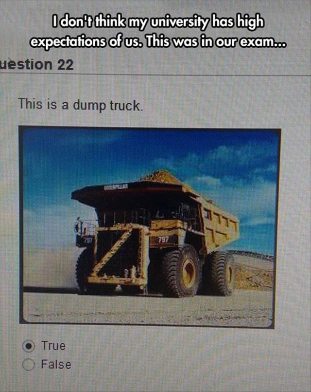 this is a dump truck