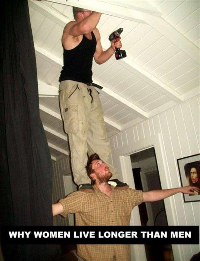 this is why women live longer