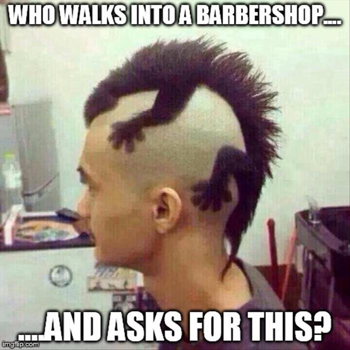25 barbers who went way above and beyond to make