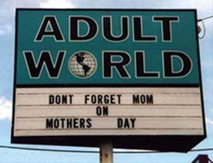 Funny Mother S Day Meme : Quite possibly the worst mother's day gift ideas in the history of