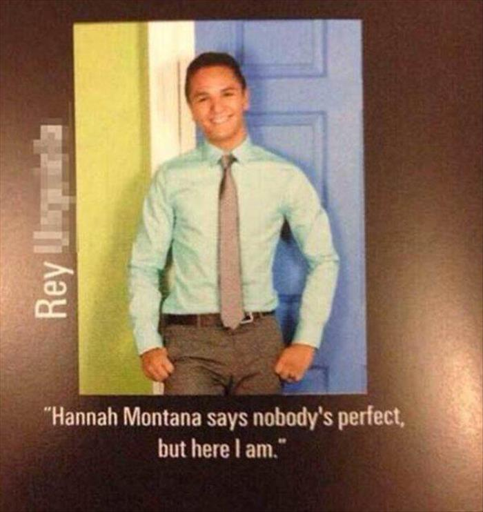 Funny Yearbook Quotes For Graduating Seniors