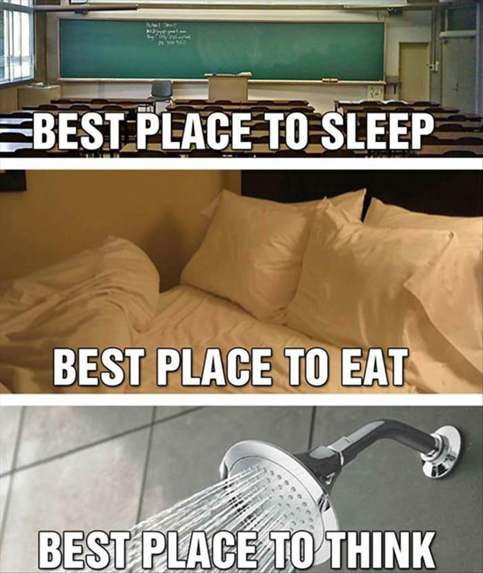 the best places