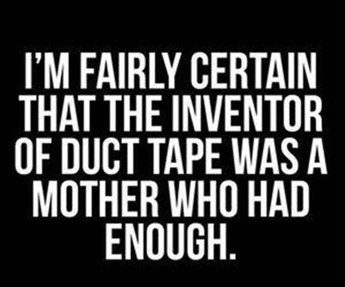the inventor of duct tape