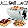 1 Fathers Day Gift Ideas - Portable  Breifcase BBQ