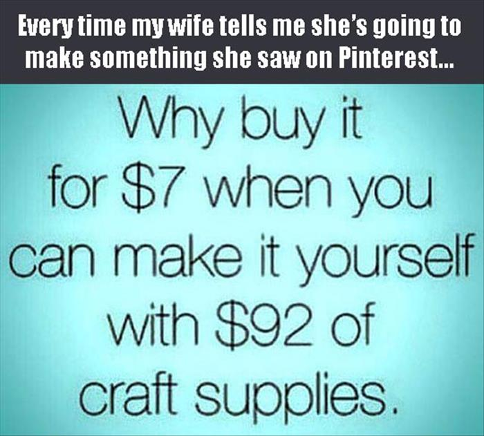 a funny pinterest quotes