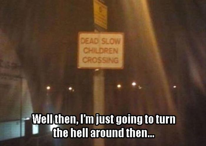 dead signs