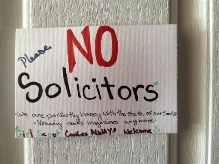 funny notes (10) & 15 Funny Front Door Notes Every Parent Can Relate To