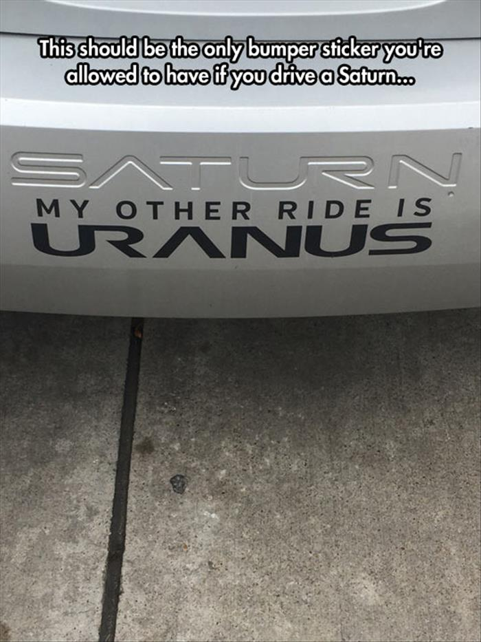 my other ride is your anus