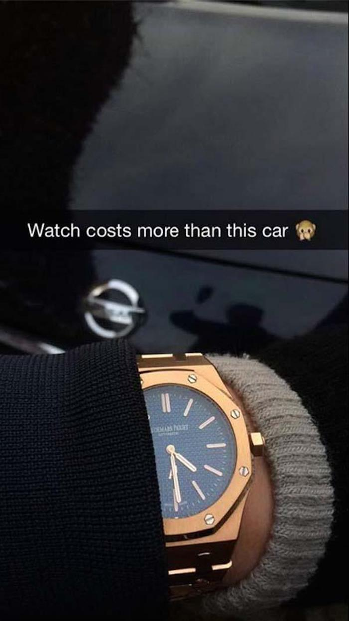 Rich Kids On Snapchat Are Even More Annoying Then They