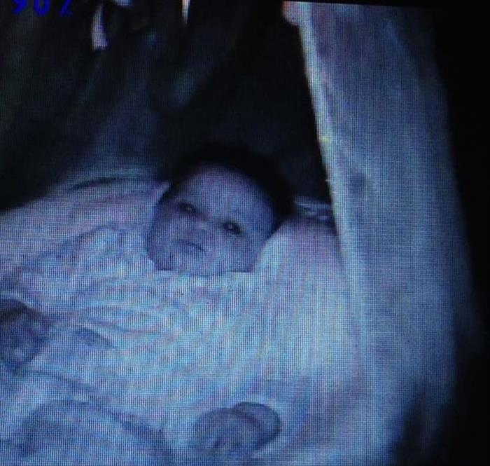 Do Babies On Monitors Freak Anyone Else Out
