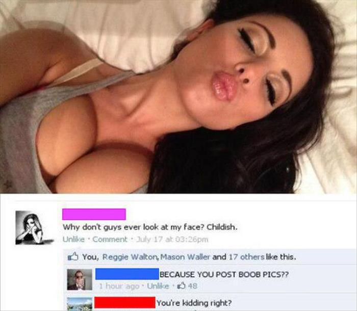 the stupid facebook statuses (10)