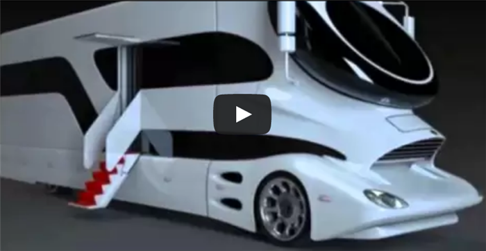 Want To See What A 3 Million Dollar RV Looks Like?