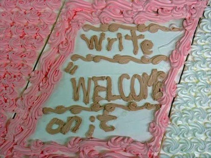 Cake Decorating Mistakes Funny