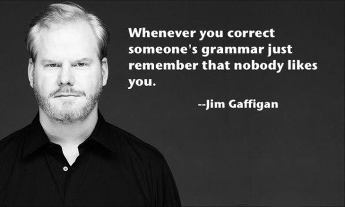 Denim Day Quotes: Jim Gaffigan's Comedy Is Spot On!