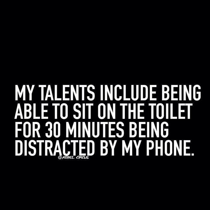 my talents
