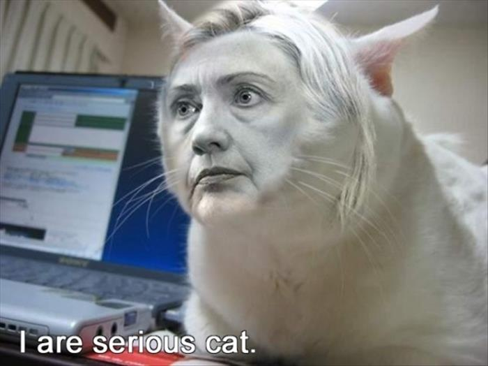 The 25 Most Absurd Hillary Clinton Photoshops