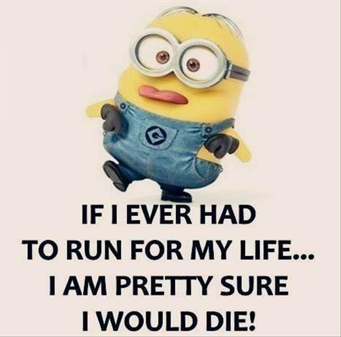 run for my life