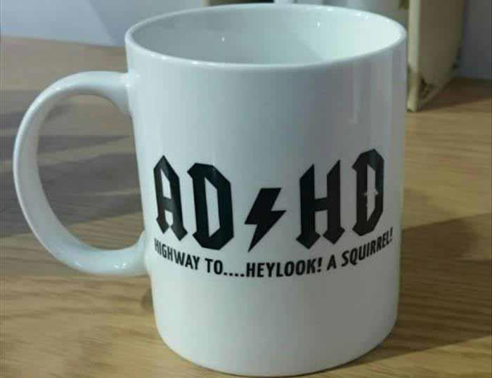 the funny coffee cup