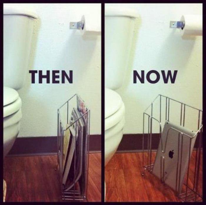 The World Then Vs  Now   What The Heck Happened People