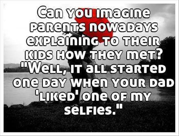 funny parents these days