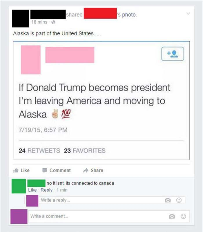 if Donald trump becomes president
