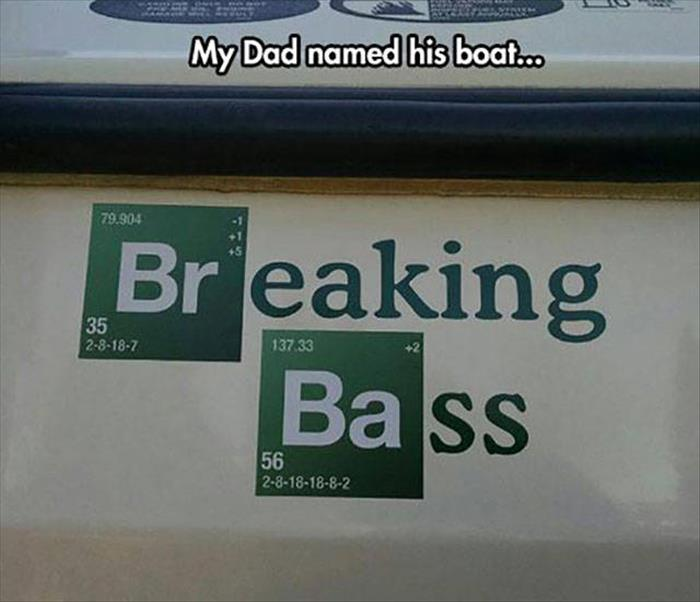 the funny boat names