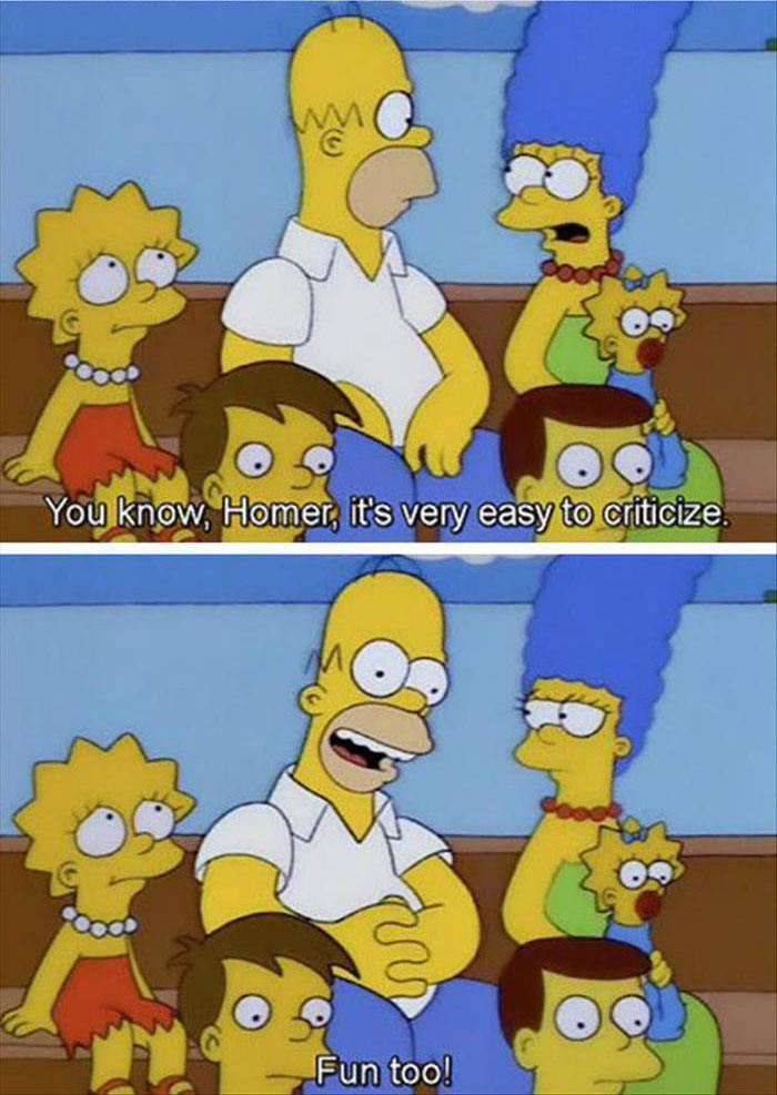 The Funny Homer Simpsons