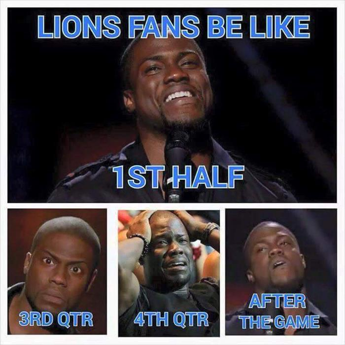 Lions fans be like