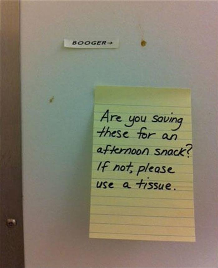 The Funniest Bathroom Notes You Ll See All Day 21 Pics